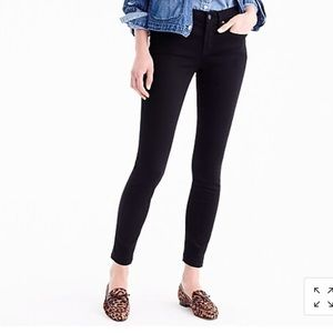 """GUC J. Crew 8"""" Stretchy Toothpick Jeans"""